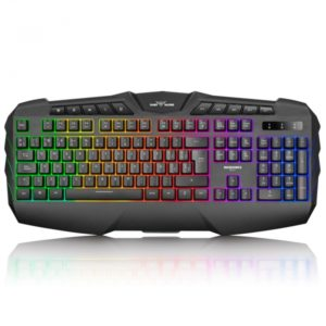 Gamer Machine Rainbow LED Essential